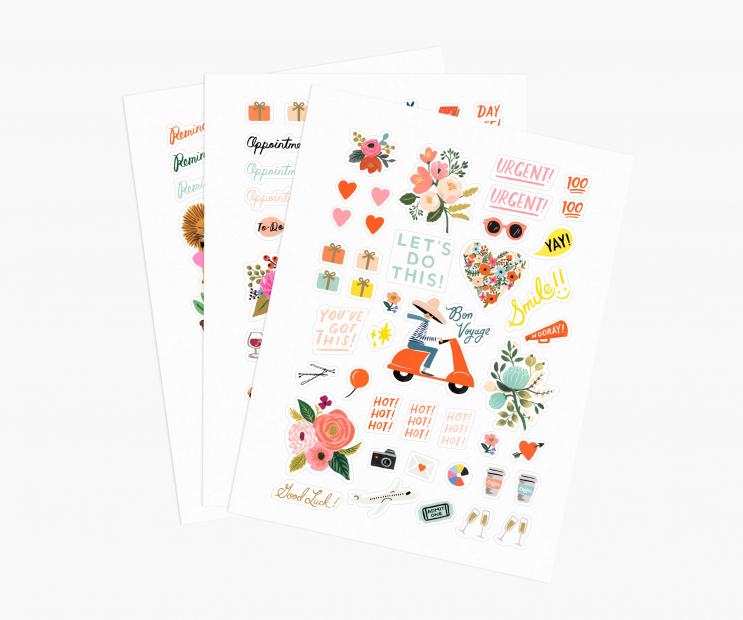 Stickers Sheets